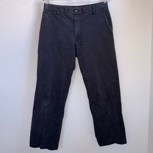 Vintage Dockers | Navy Blue Striped Pants